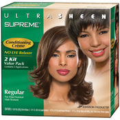 Ultra Sheen Supreme No-Lye Conditioning Relaxer Regular