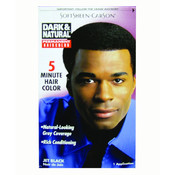 Dark & Natural Hair Color Men Jet Black