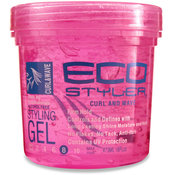 Eco Styler Pink  Styling Firm Hold Gel
