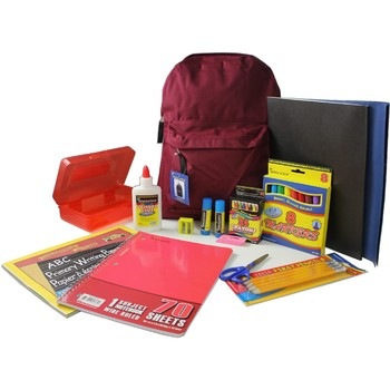 Marc Gold Primary Kit 15 Pre-filled Backpack