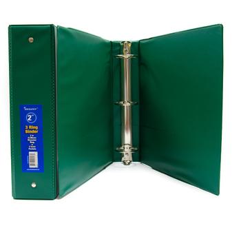wholesale two inch capacity 3 ring binders 2 binder bulk dollardays