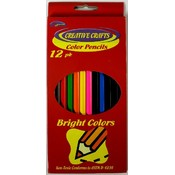 Colored Pencils-Assorted Colors 12 pk