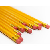 Yellow #2 Pencils In Bulk - 576 Count
