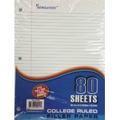college ruled filler paper bulk