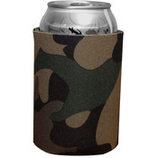 Insulated Beverage Holder- Retro camo