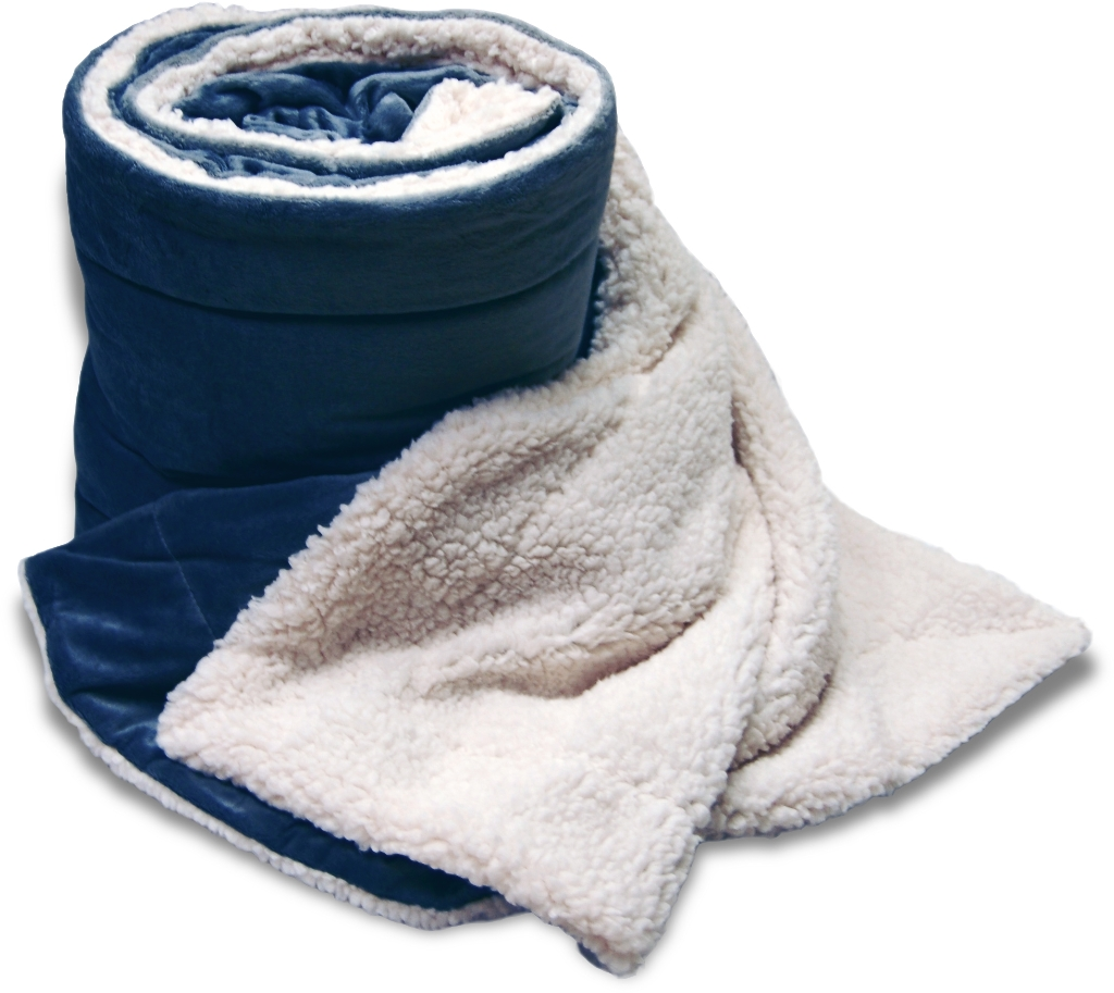 Wholesale 60x72 Oversized Micro Mink Sherpa Blanket Camel