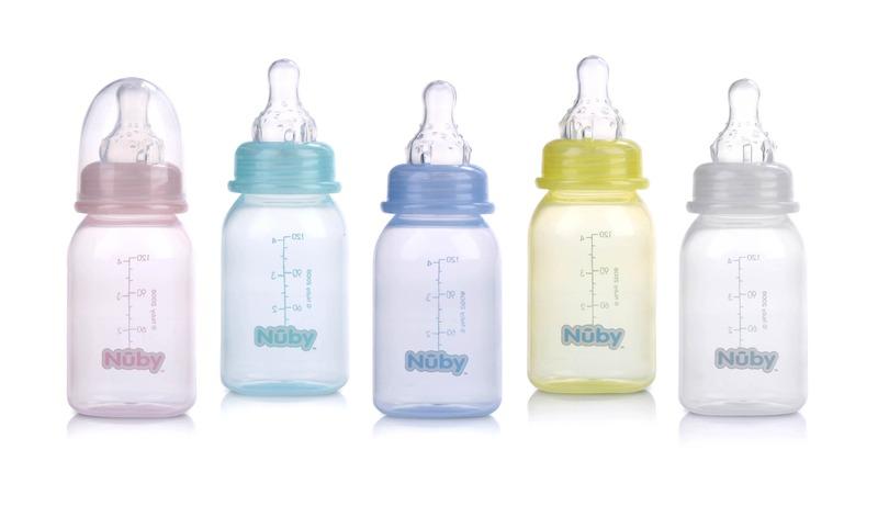 Wholesale Nuby Baby Bottle 4 Oz Sku 408779 Dollardays