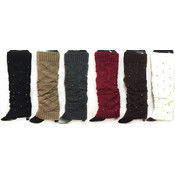 Wholesale Leg Warmers - Women's Leg Warmers - Discount Leg Warmers