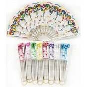 Hand Fan - Assorted Colors