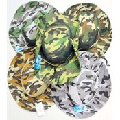 Camo Boonie Fishing Hat