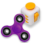 Wholesale Fidget Spinners - Wholesale Fidget Cubes - Bulk Fidget Spinners