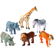 Toy Wild Animals