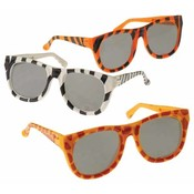Safari Animal Print Sunglasses