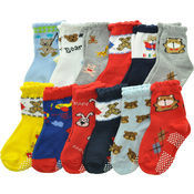 Angelina Baby Boy's Cotton Blend Socks - Size 12-24M