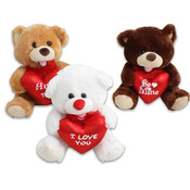 Valentines Day Stuffed Animals - Valentines Day Plush - DollarDays