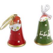 Wholesale Bell Christmas Ornaments - Wholesale Hanging Bell Ornaments