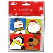 Wholesale Christmas Gift Tags - Wholesale Holiday Gift Tags