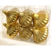 Wholesale Gold Christmas Ornaments - Bulk Ornaments