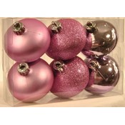 Wholesale Pink Christmas Ornaments - Bulk Ornaments