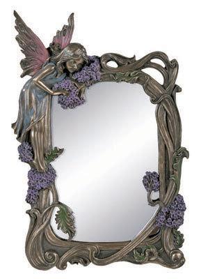 Wholesale Art Nouveau Fairy Mirror Sku 1216136 Dollardays