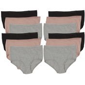 Isadora Women's Brief Panties - Sizes 5-8